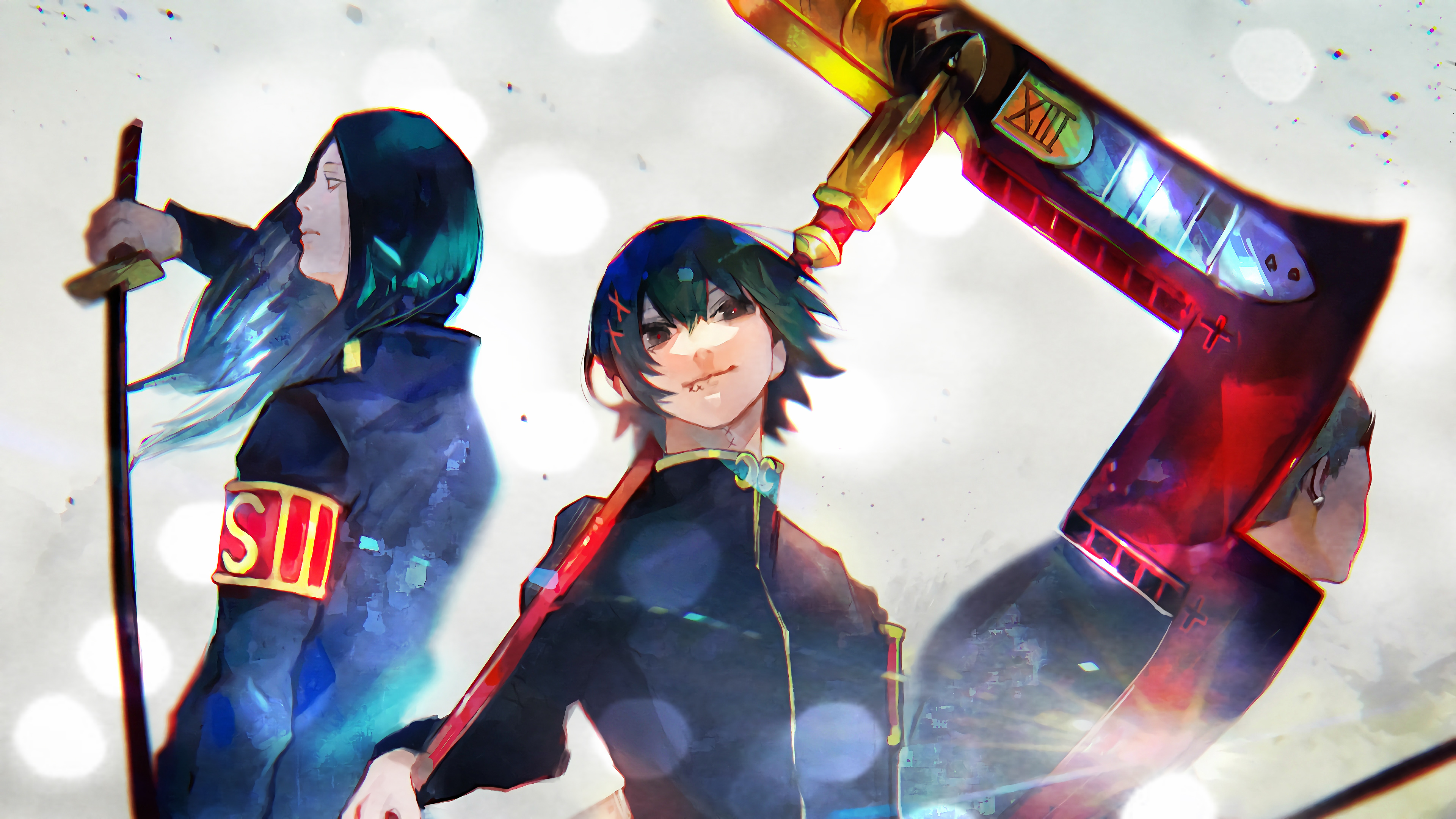 Tokyo Ghoul Re background 18