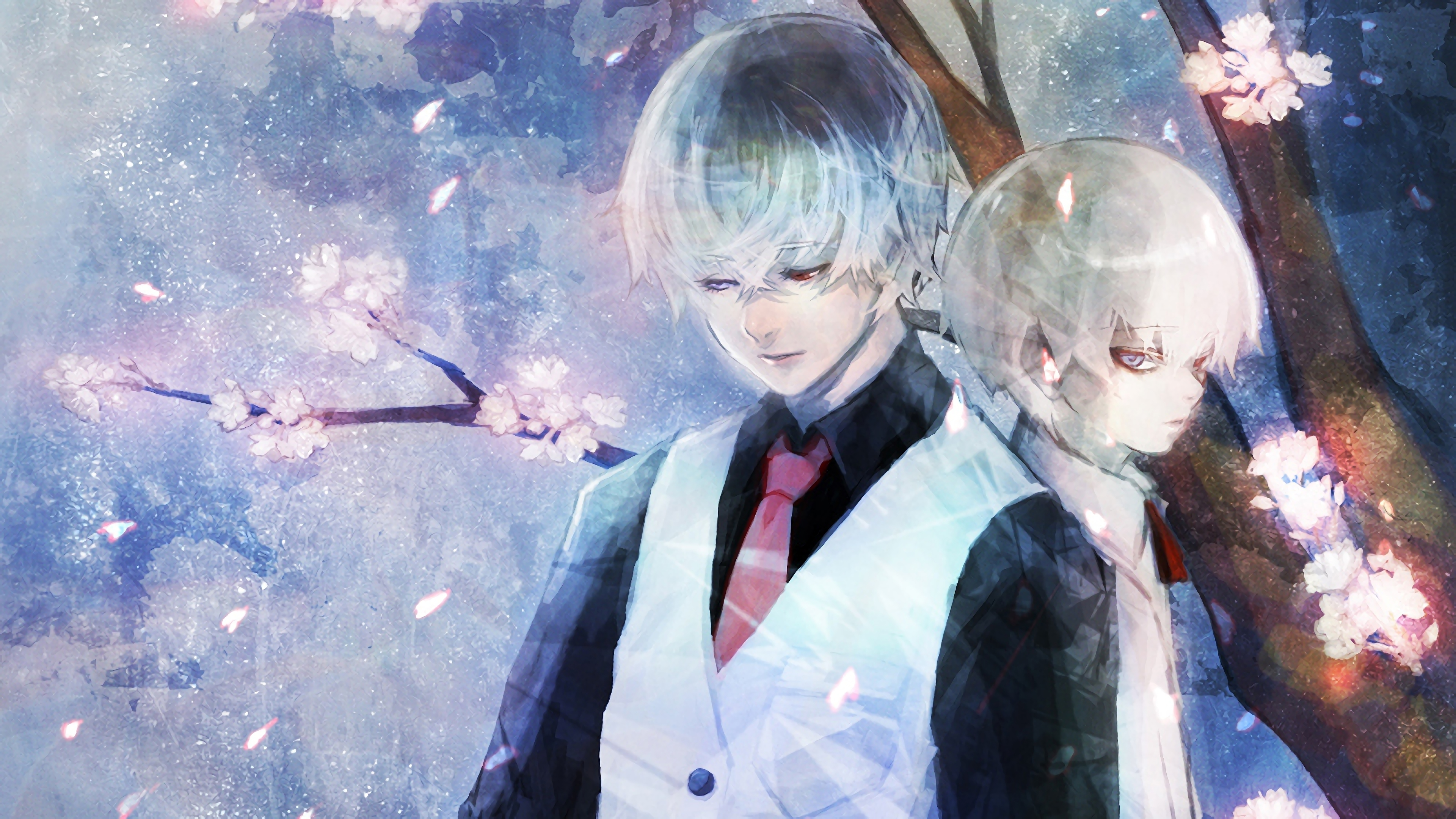 Tokyo Ghoul Re background 3
