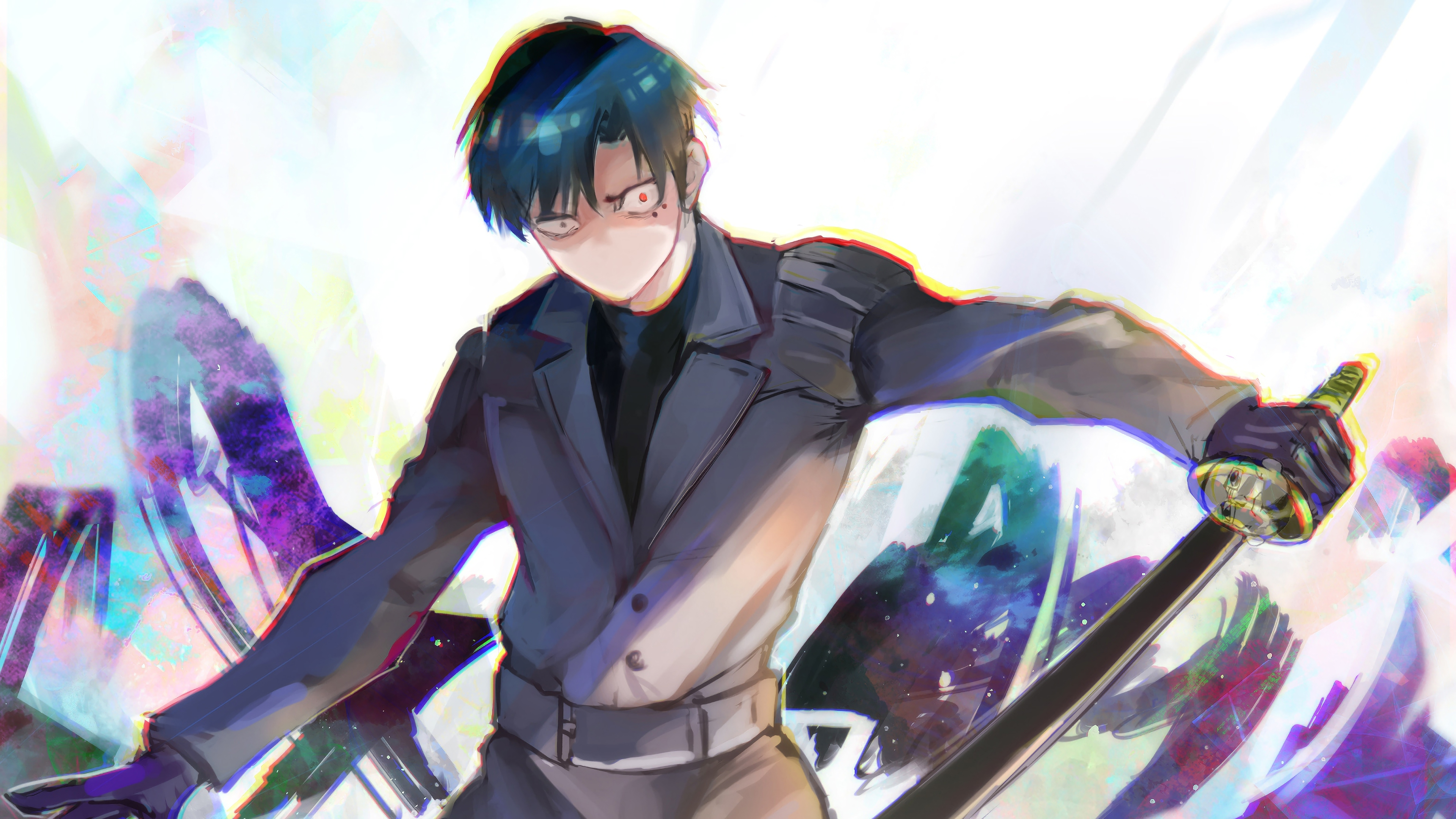 Tokyo Ghoul Re Background 4