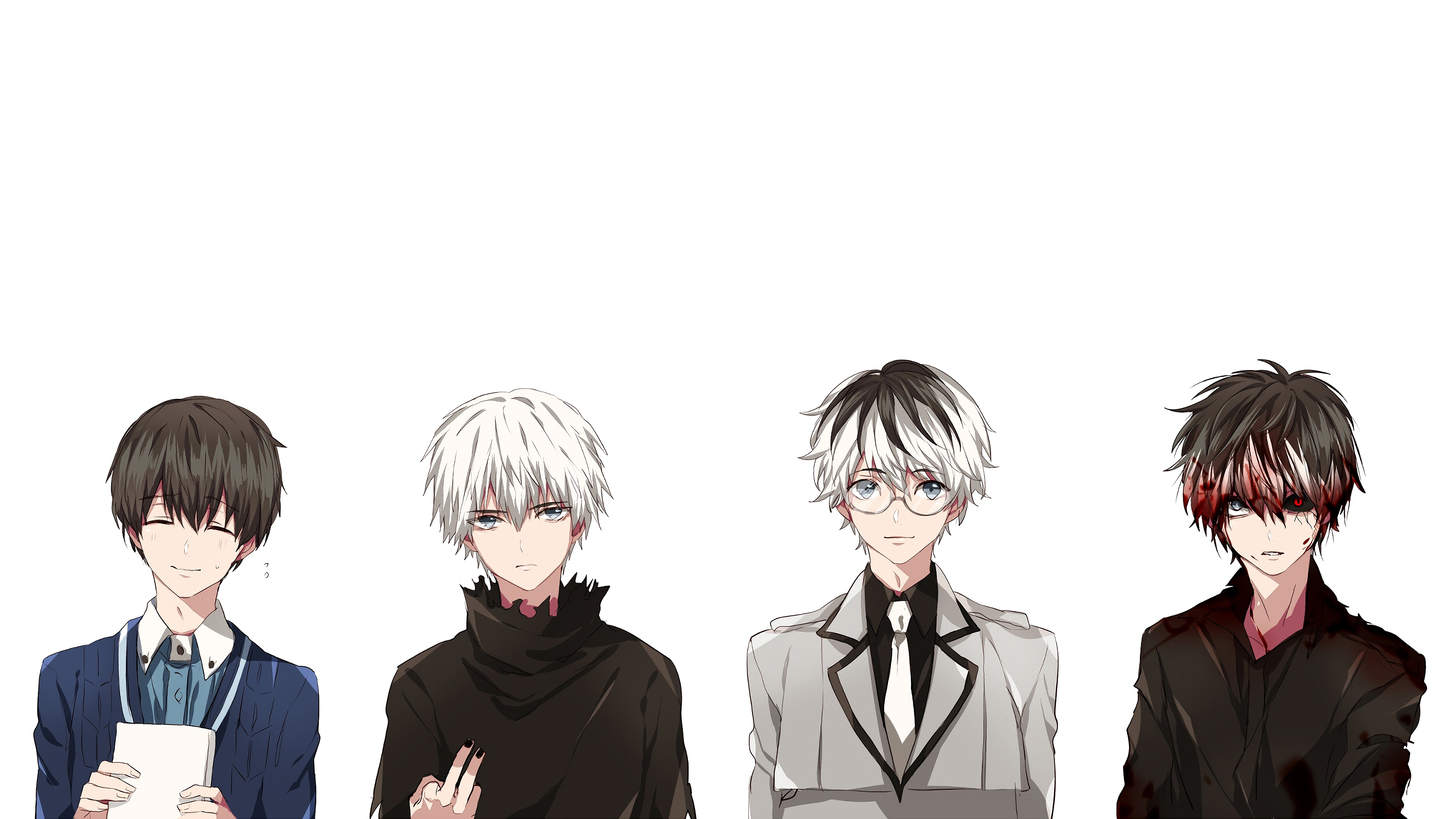 Tokyo Ghoul Re background 9