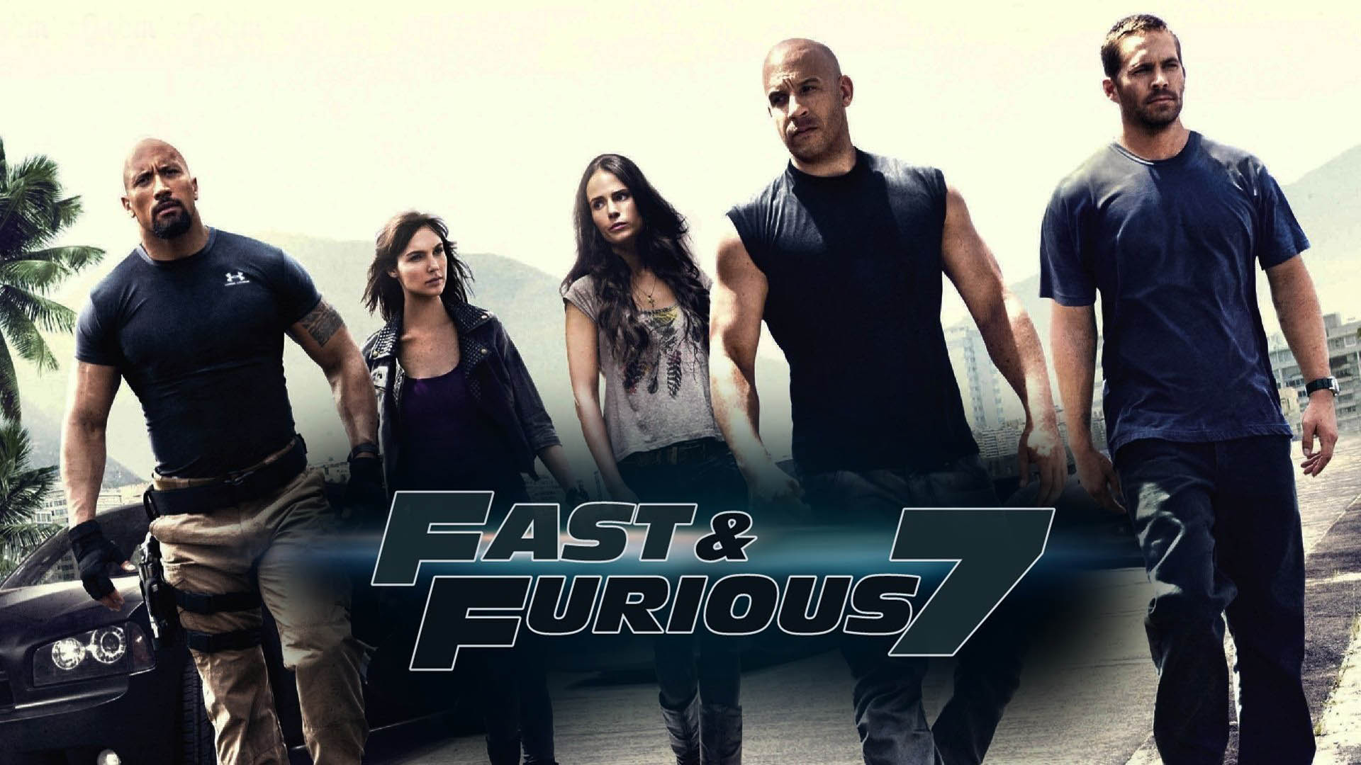 Fast And The Furious 7 Wallpaper: Fast And Furious 7 Wallpaper 5