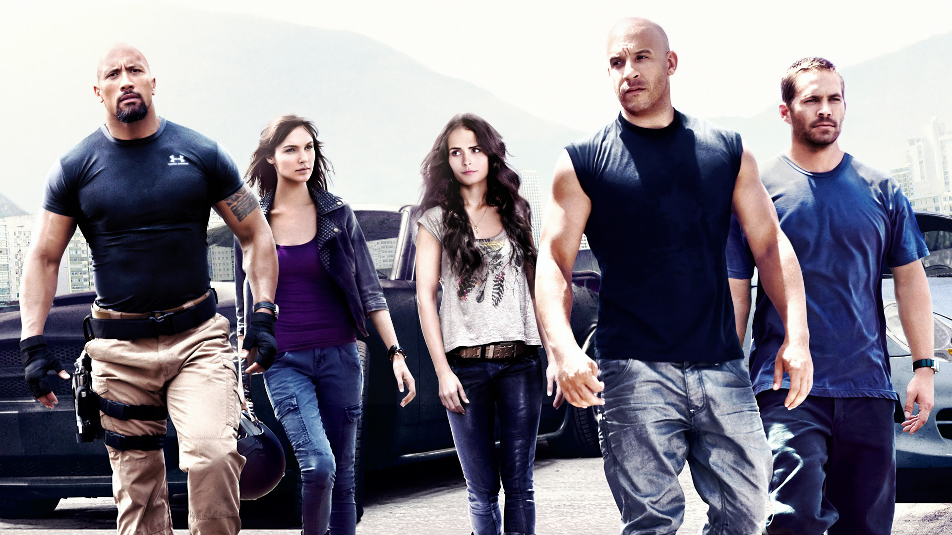 Fast and Furious 7 wallpaper 8