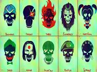 Suicide Squad wallpaper 2