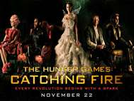 The Hunger Games Catching Fire wallpaper 1