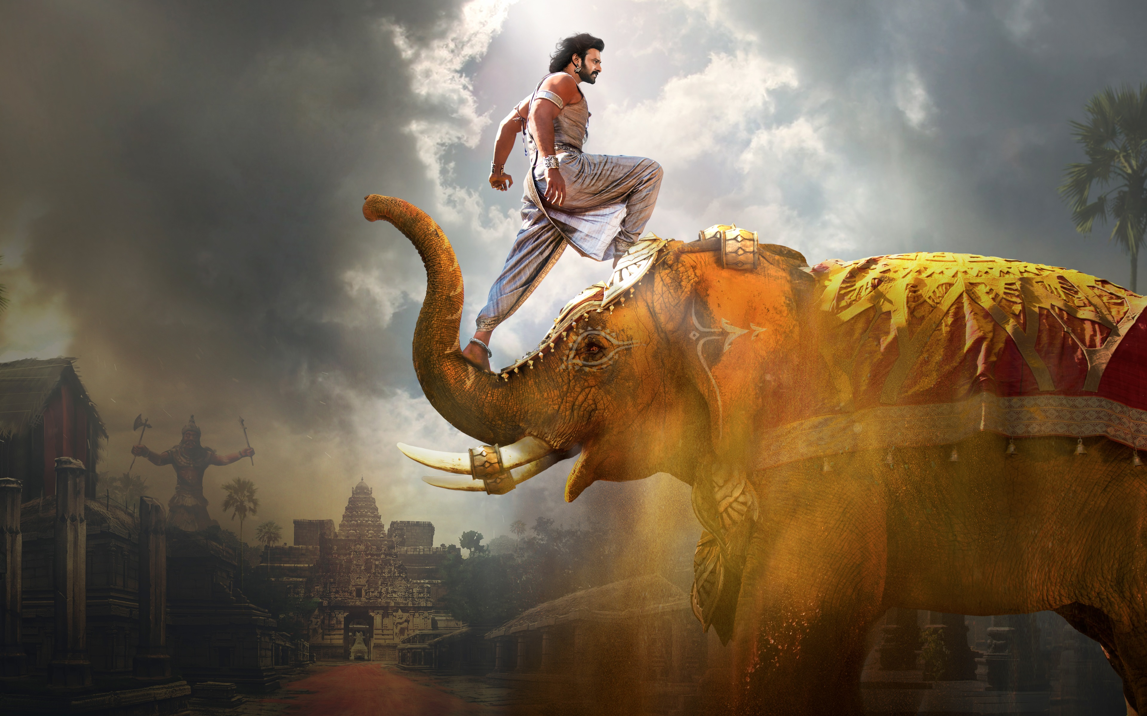 bahubali 2 background 3