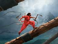 Bahubali 2 background 4