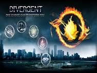Divergent wallpaper 9