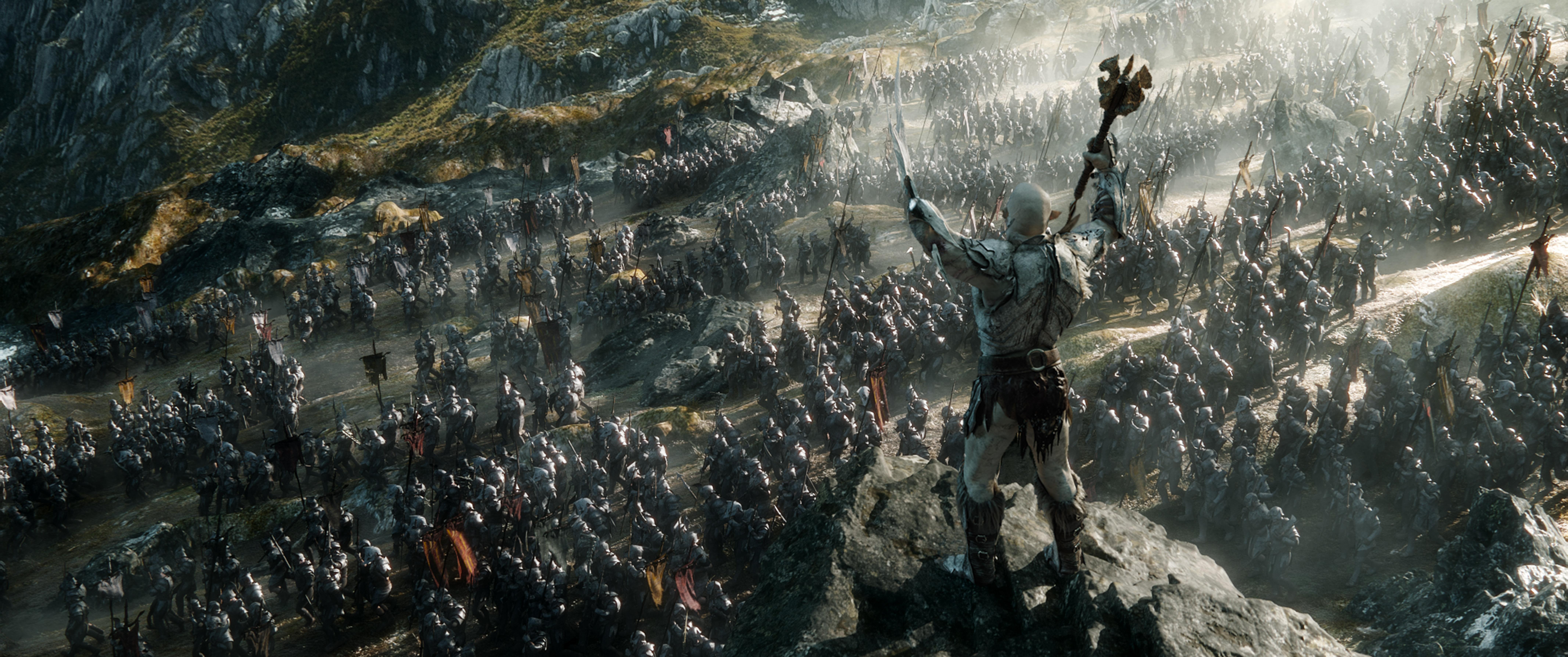 The Hobbit Battle Of Five Armies Wallpaper 4