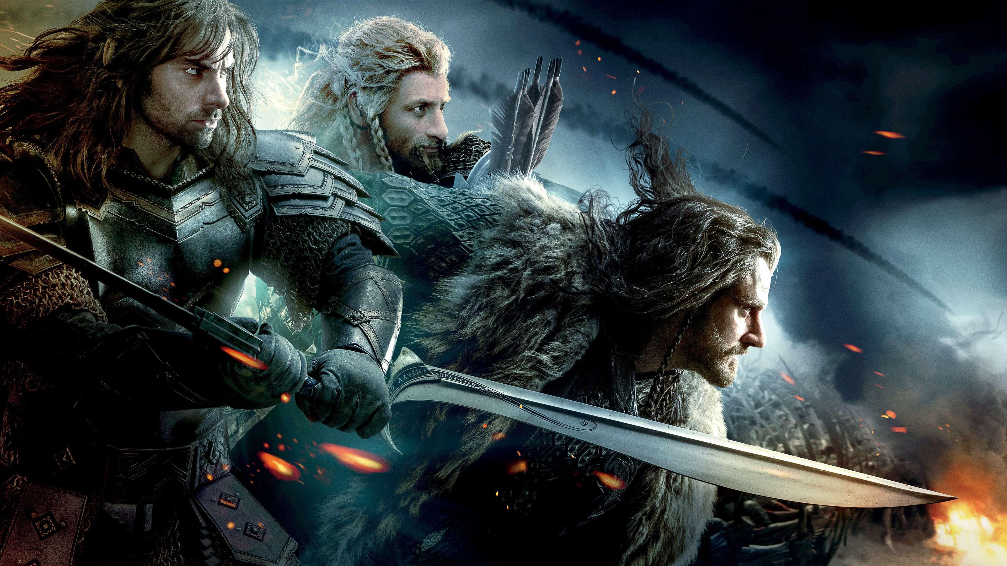 The Hobbit Battle Of Five Armies Wallpaper 8