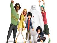 Big Hero 6 wallpaper 3