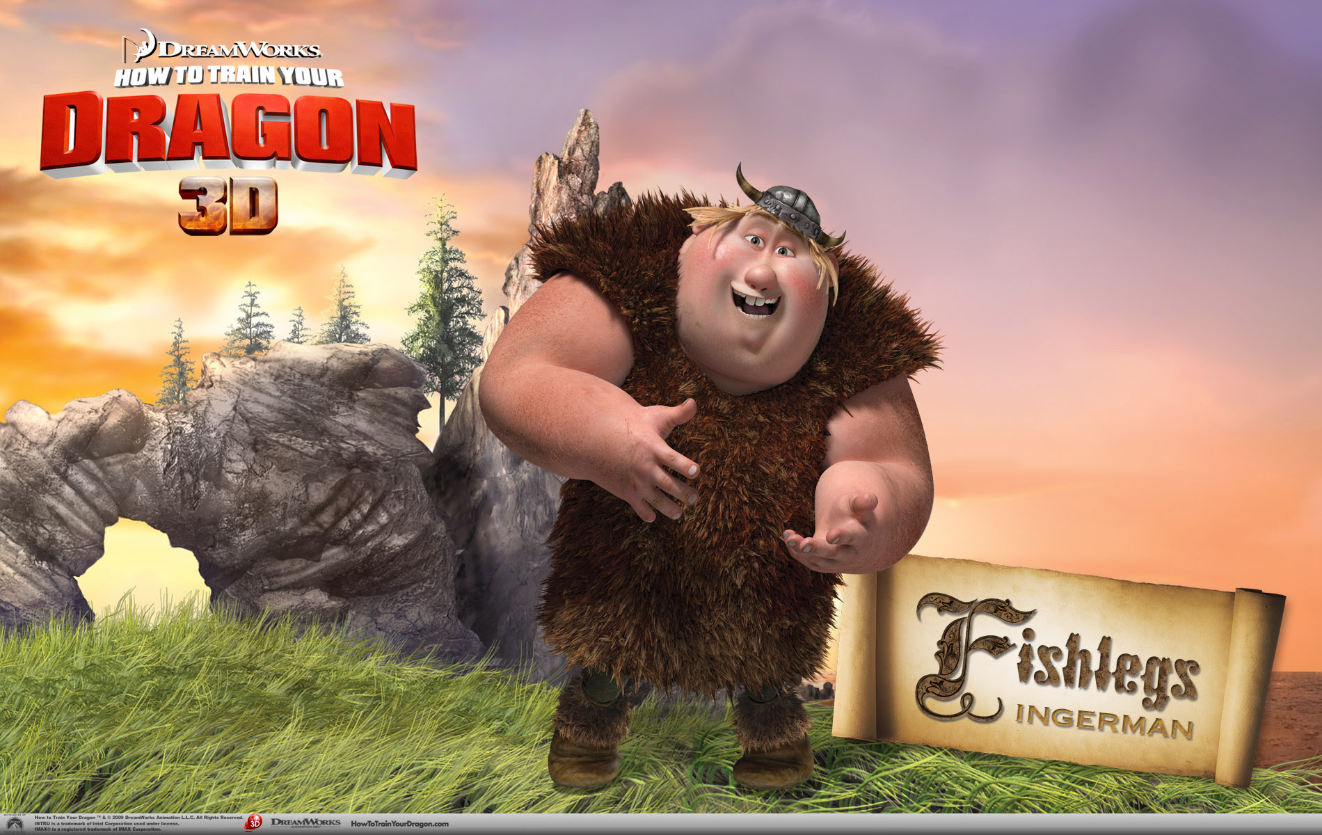 How To Train Your Dragon Wallpaper 16