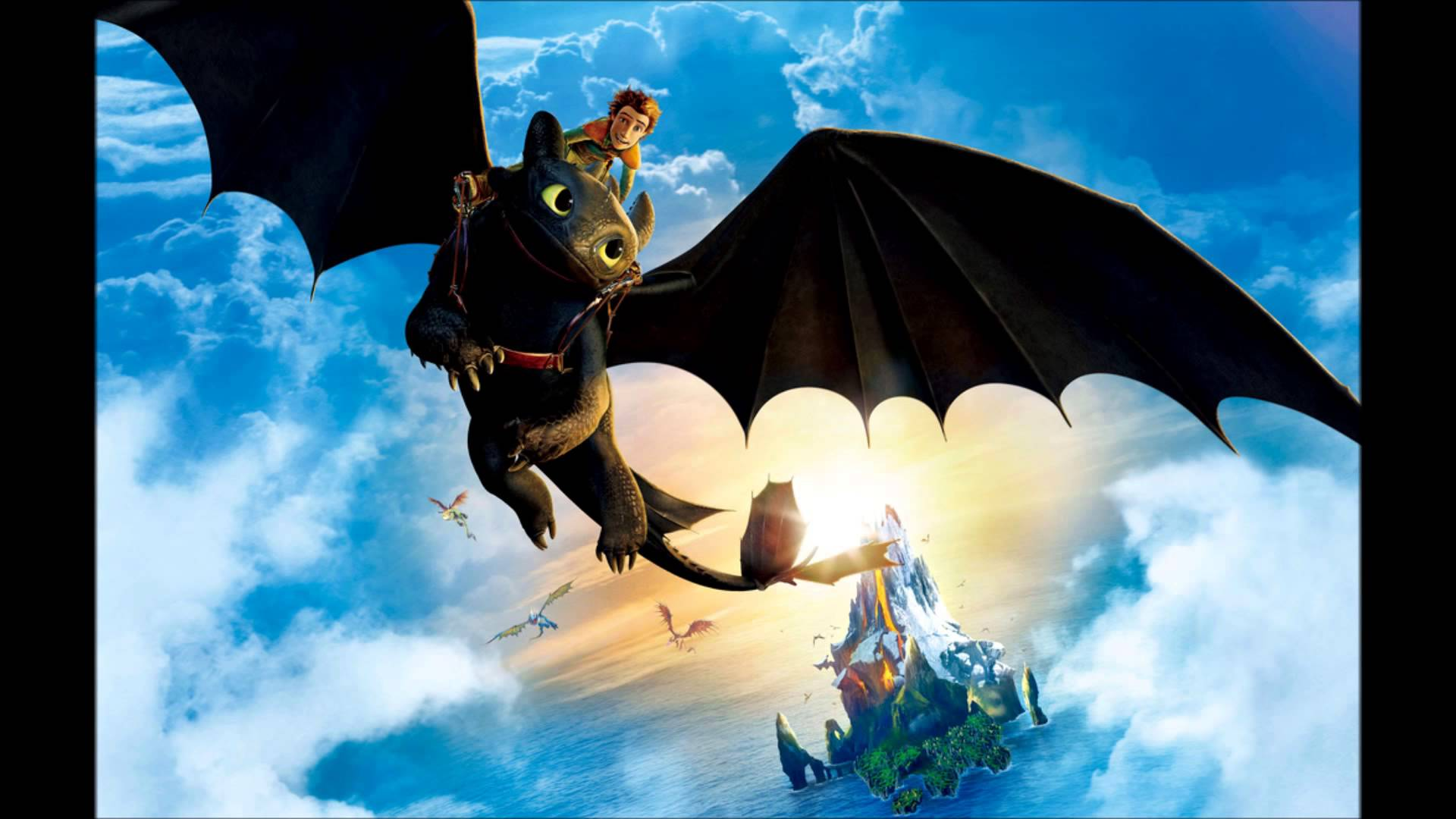how to train your dragon wallpaper 3
