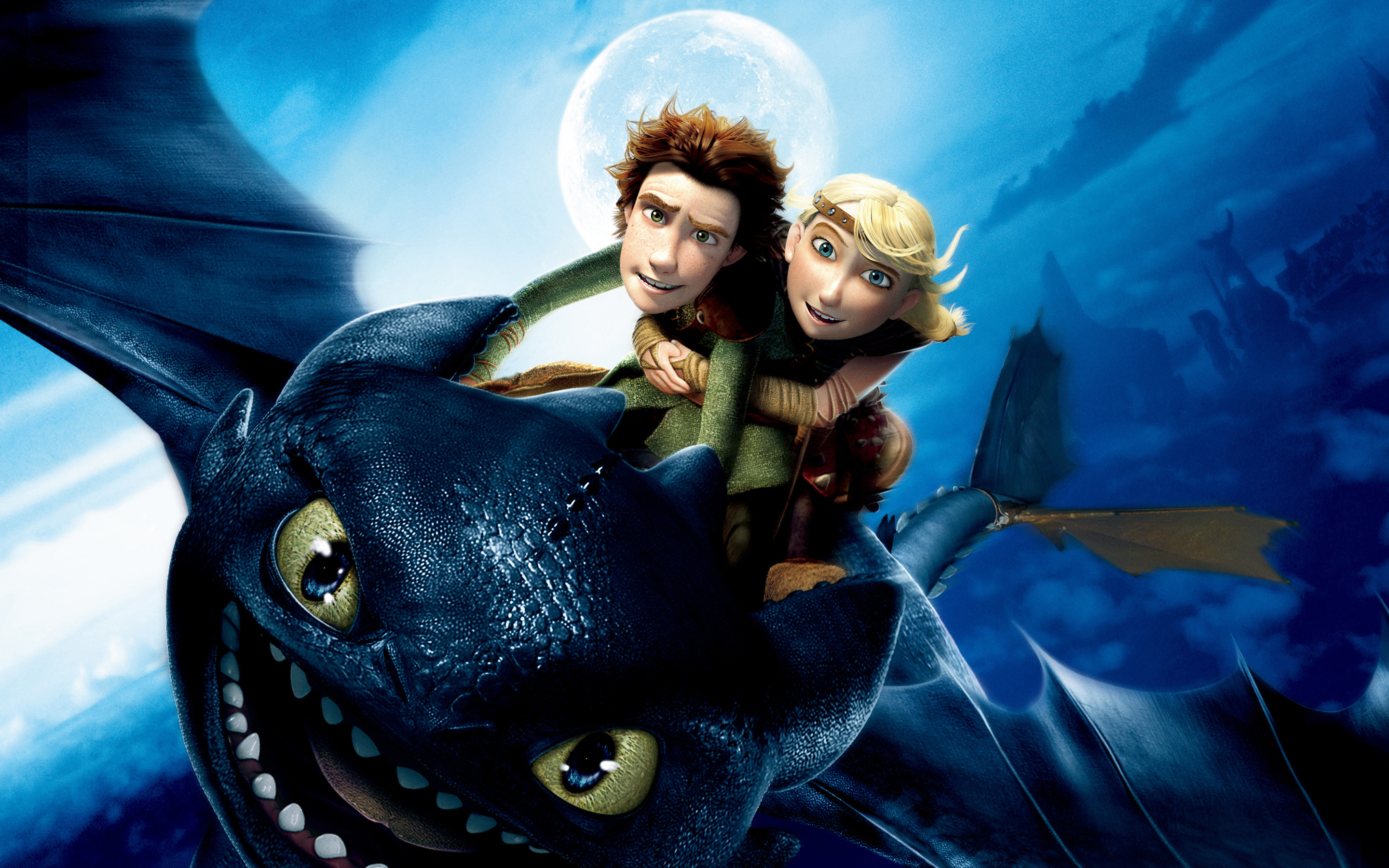How To Train Your Dragon Wallpaper 7