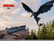 How to Train your Dragon wallpaper 10