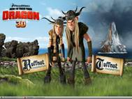 How to Train your Dragon wallpaper 4