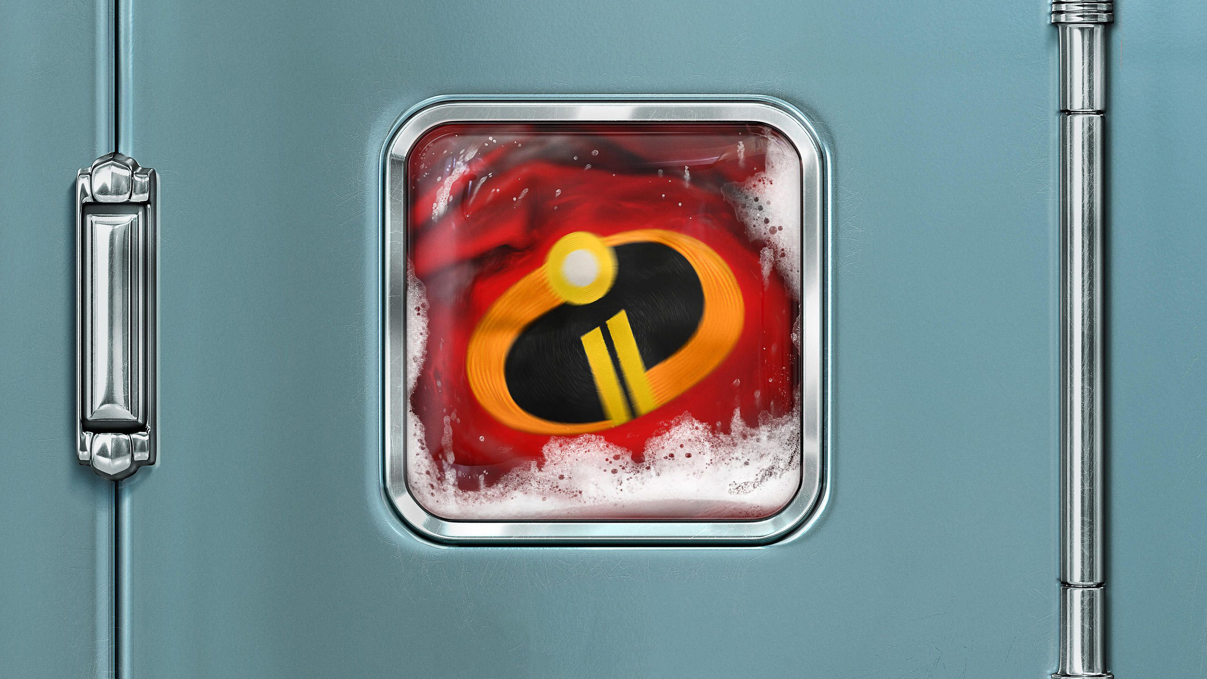 Incredibles 2 background 11