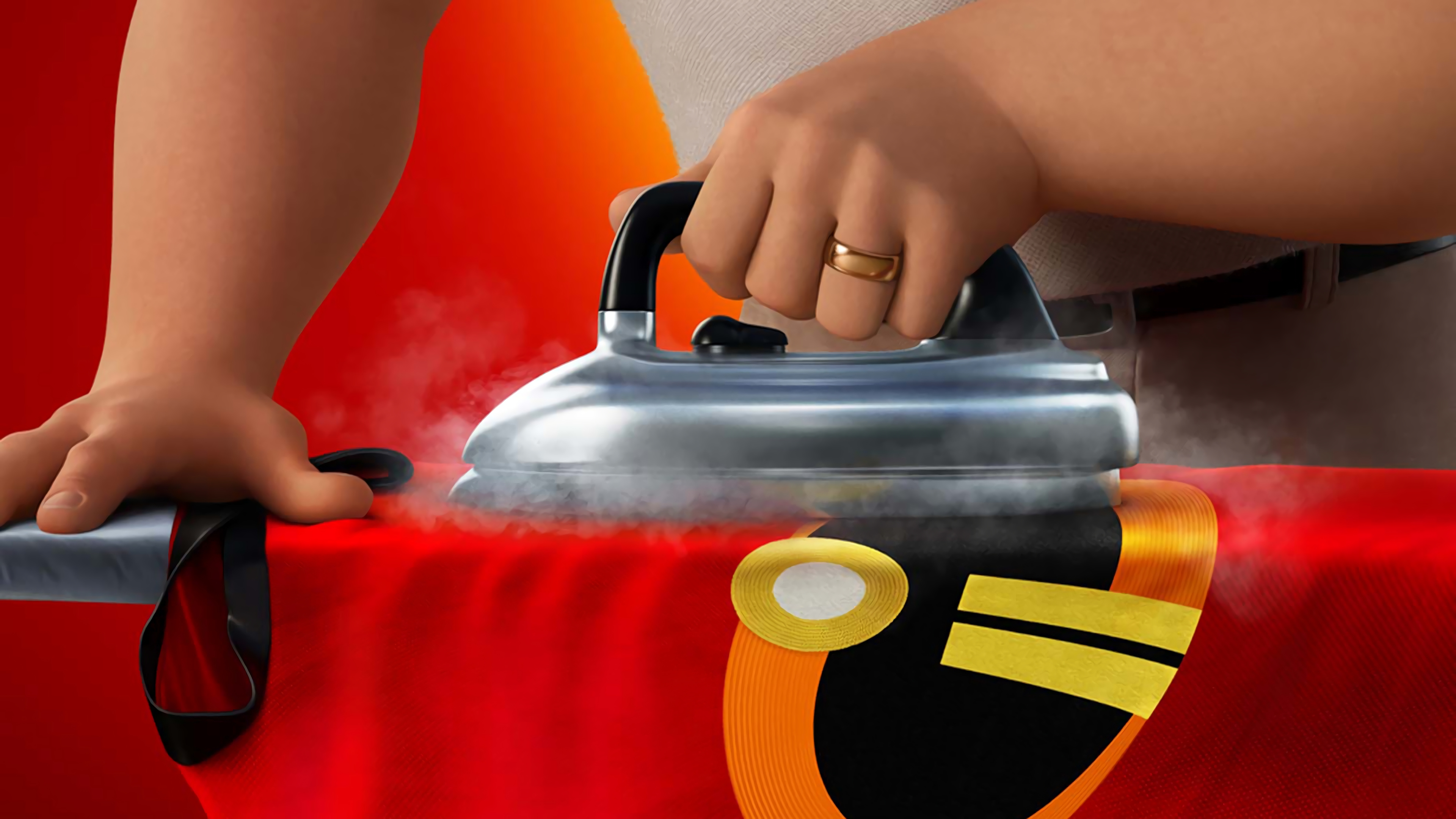 Incredibles 2 background 12