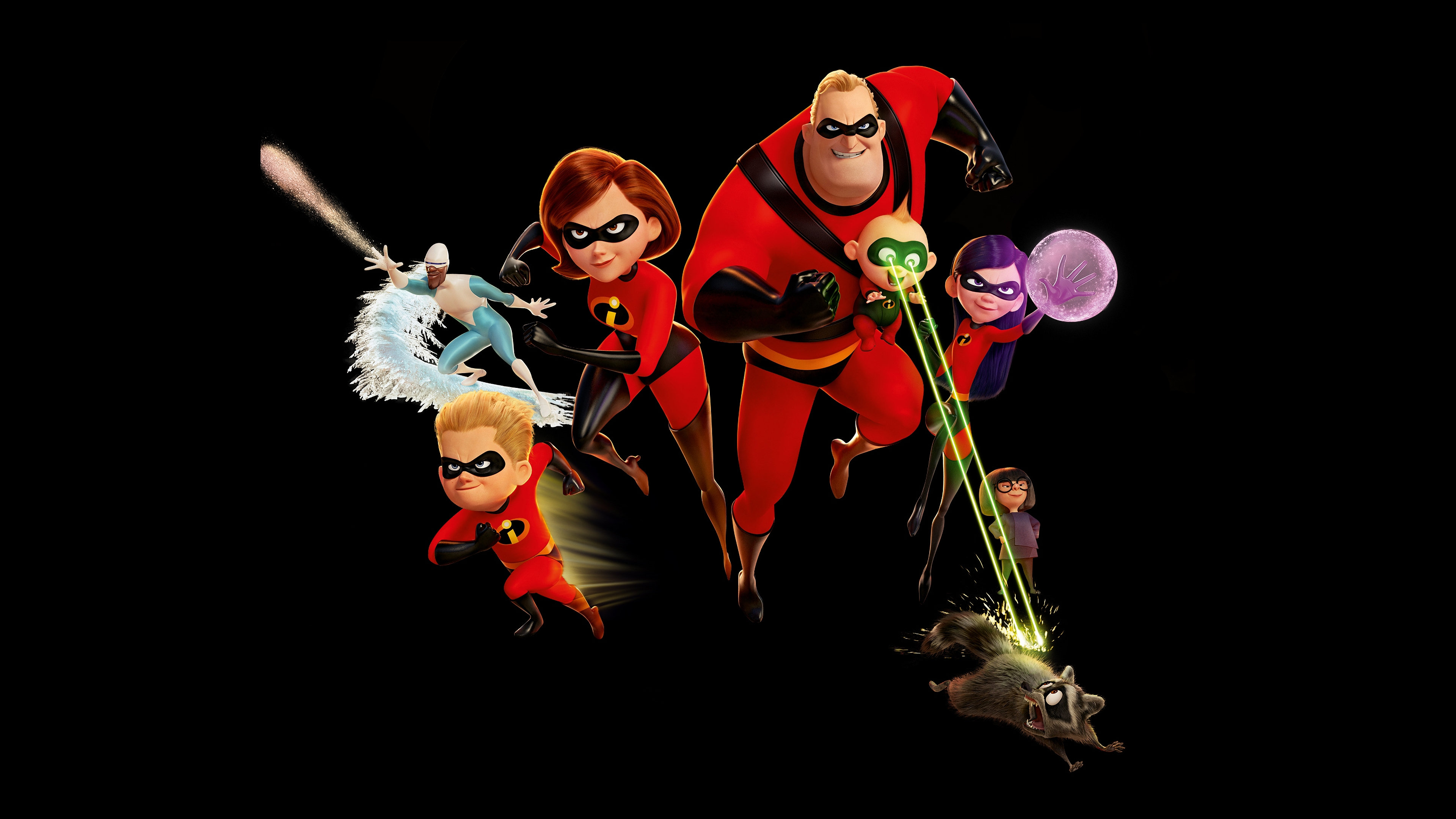 Incredibles 2 background 13