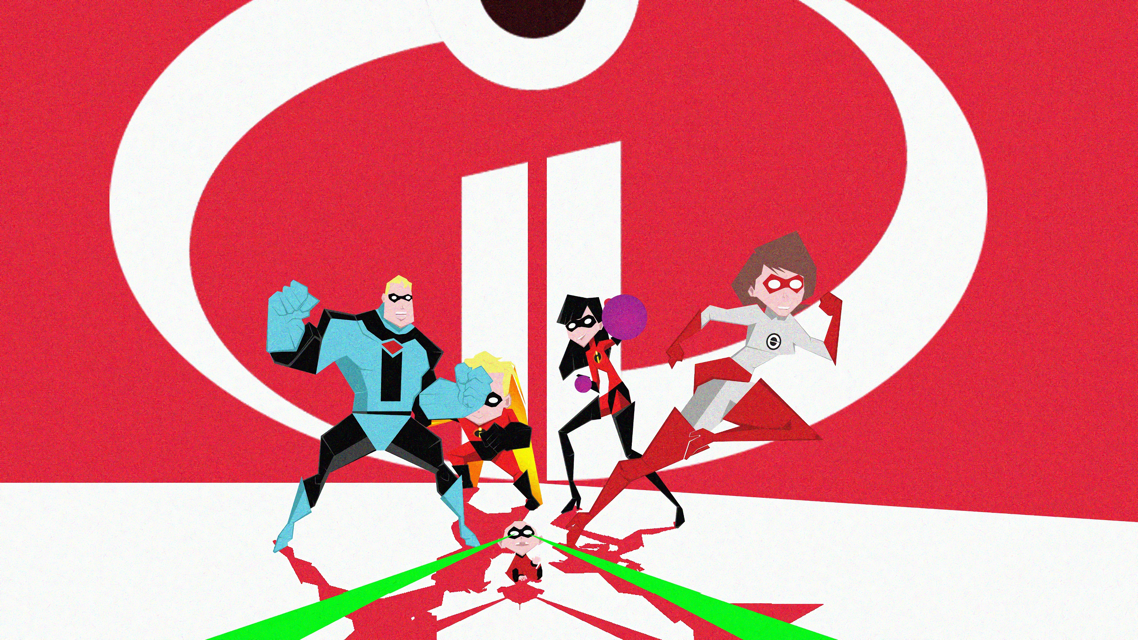 Incredibles 2 background 29