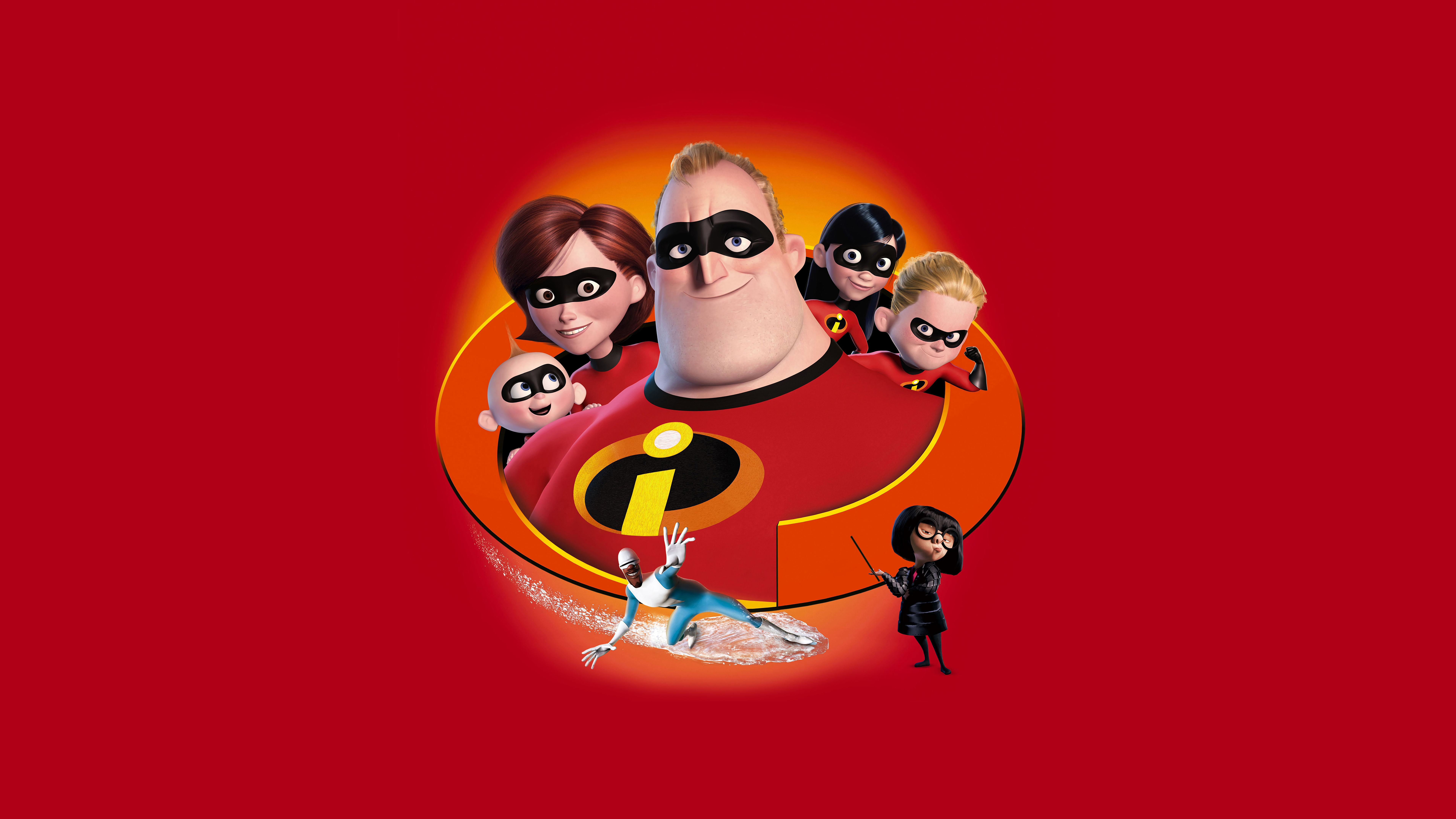 Incredibles 2 background 36