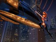 Incredibles 2 background 31