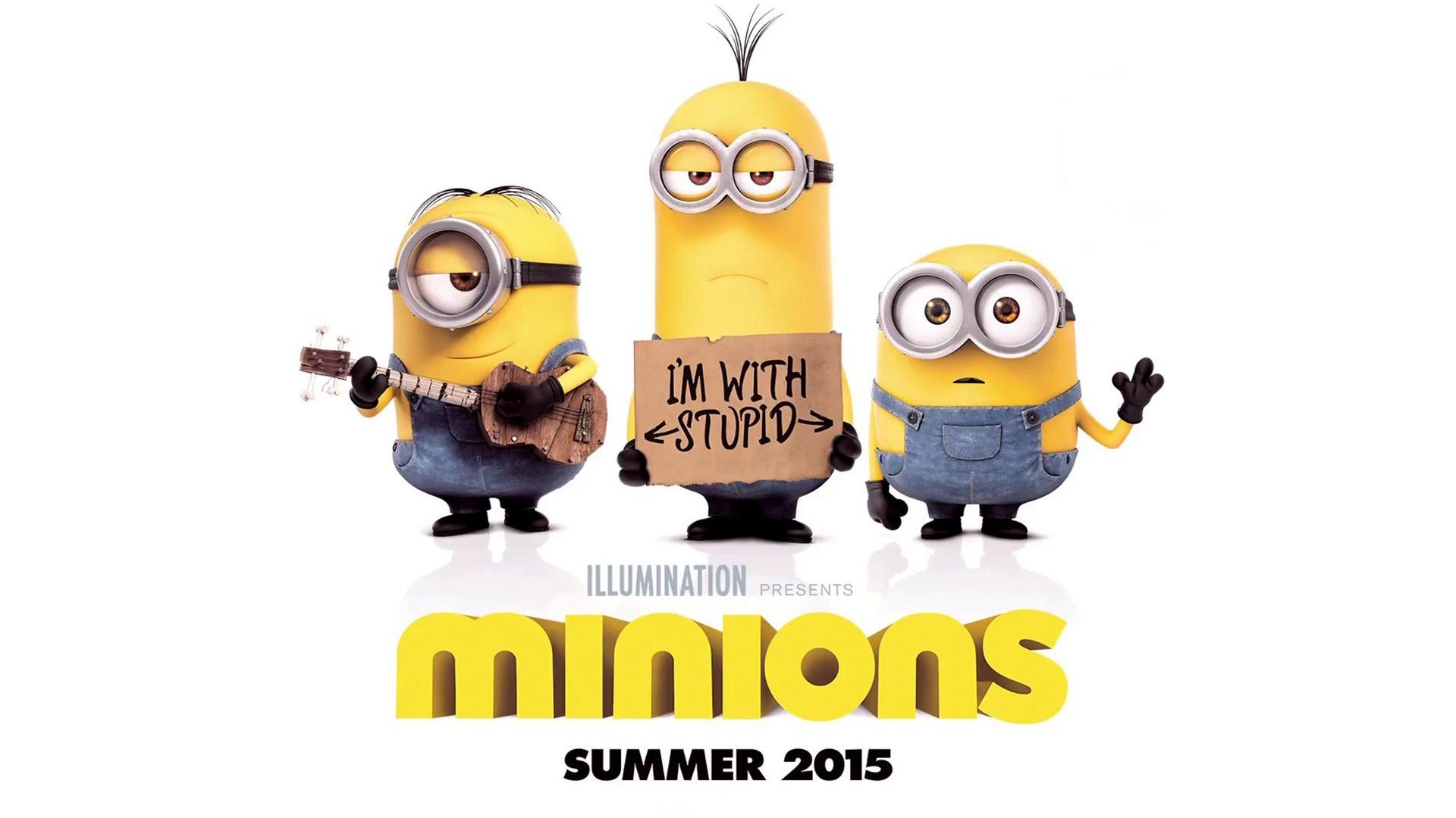 Minions Movie wallpaper 2