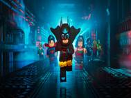 The Lego Batman Movie wallpaper 2