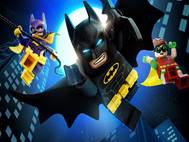 The Lego Batman Movie wallpaper 3