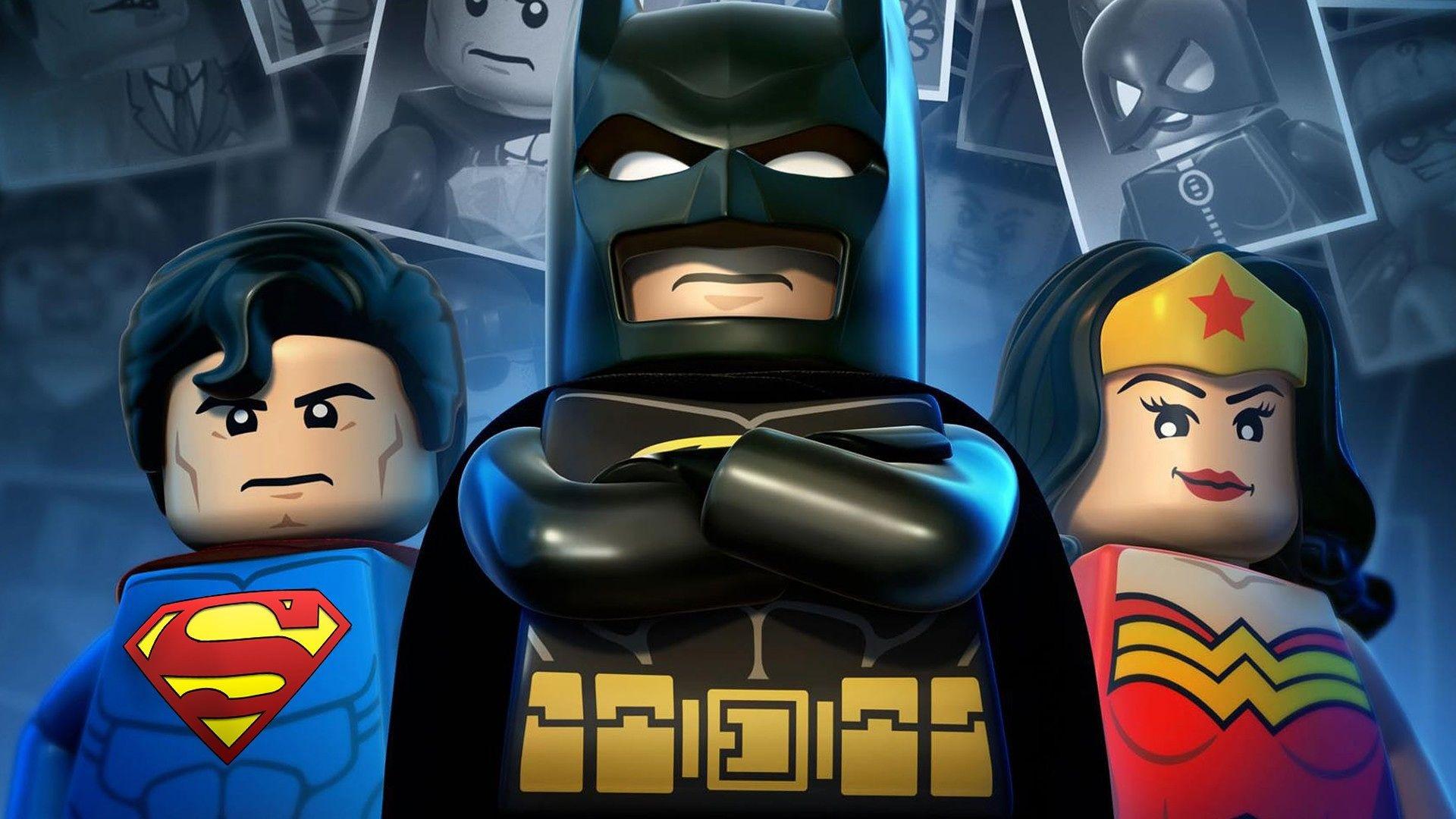 The Lego Batman Movie wallpaper 10