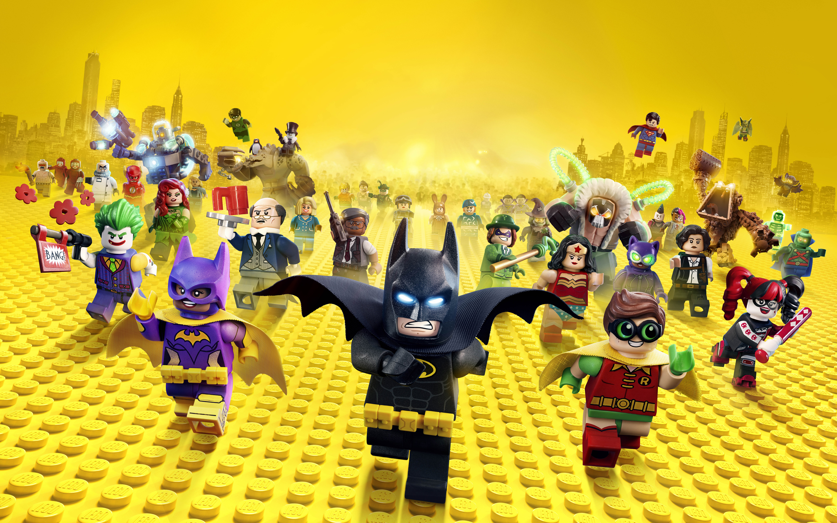 The Lego Batman Movie wallpaper 13