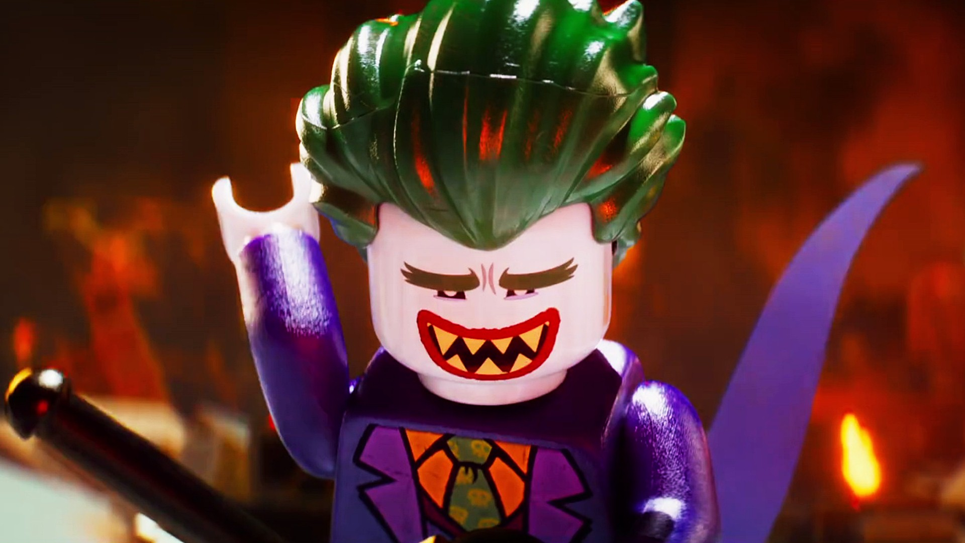 The Lego Batman Movie wallpaper 14