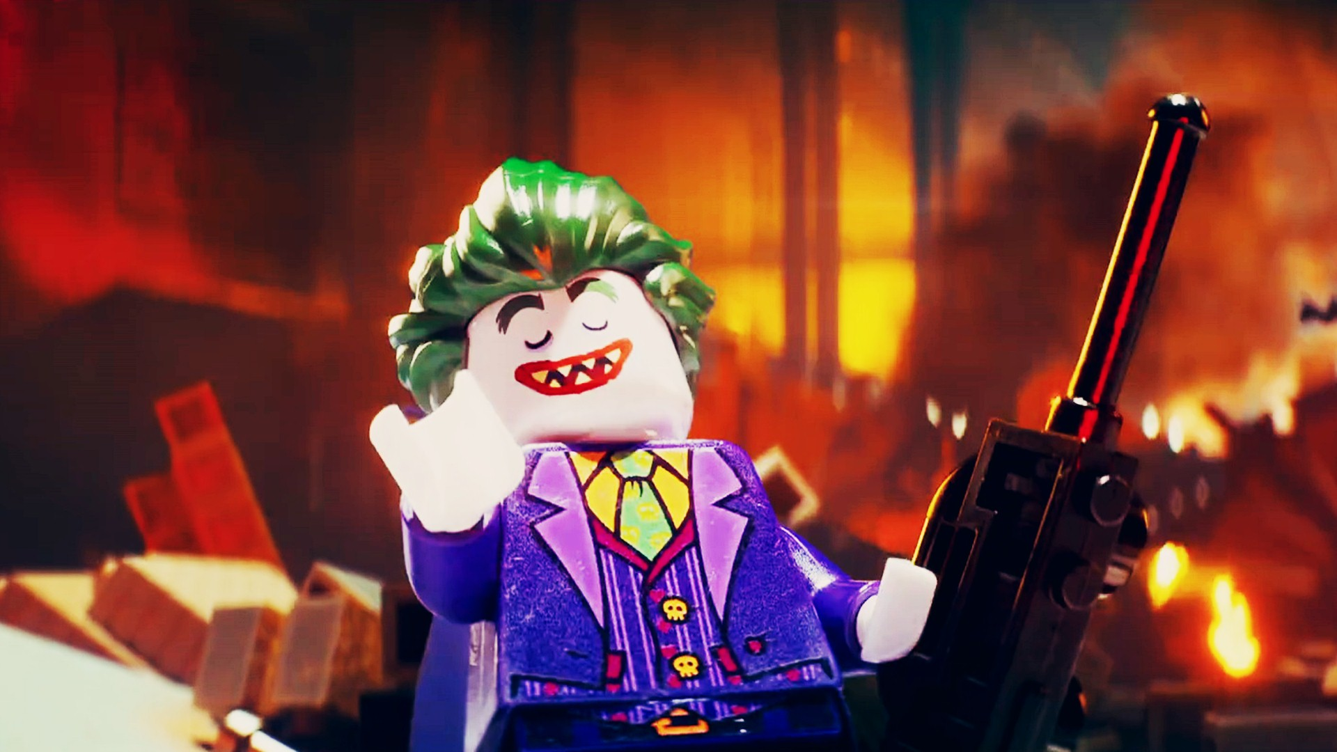 The Lego Batman Movie wallpaper 15