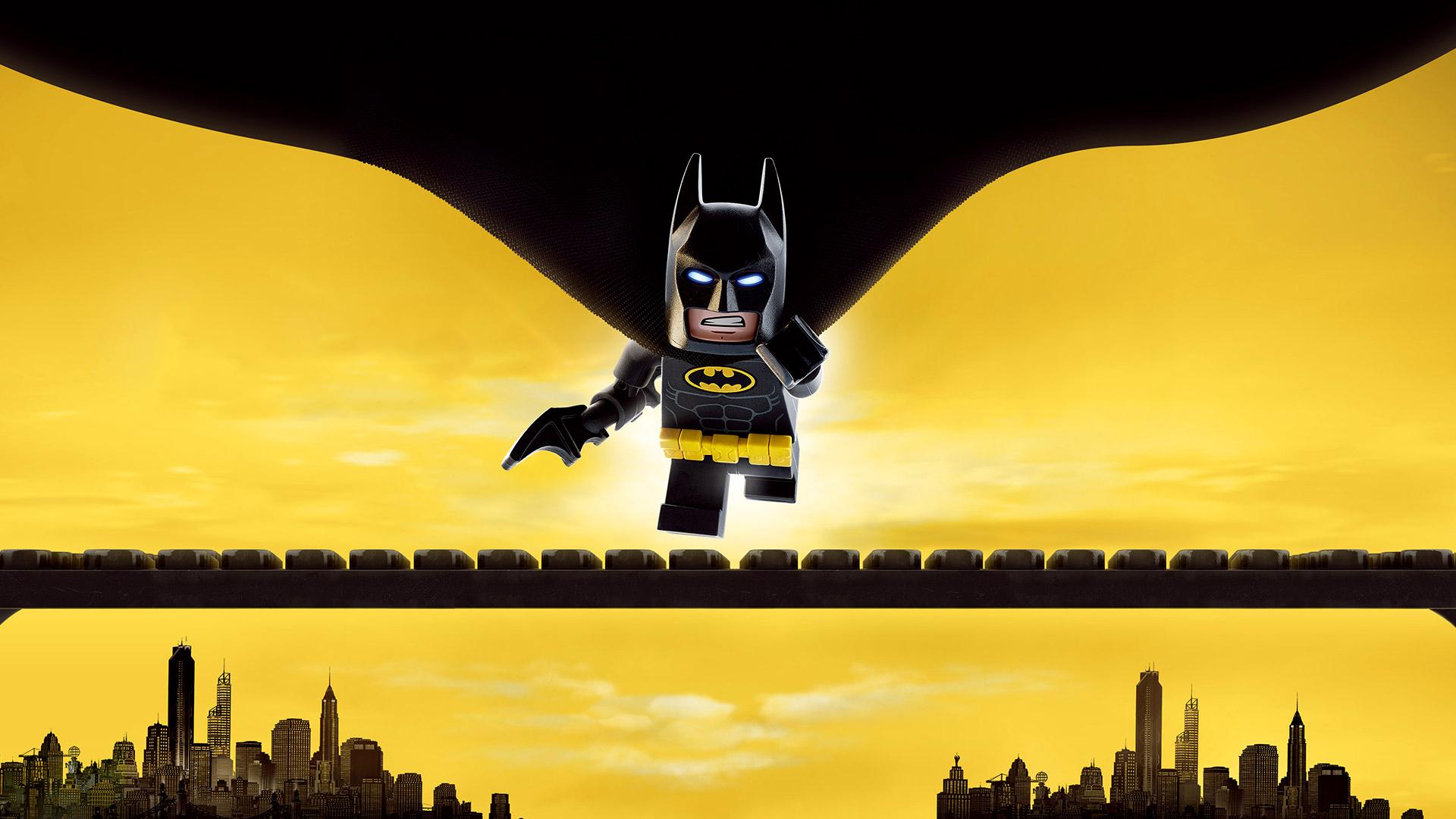 The Lego Batman Movie wallpaper 16