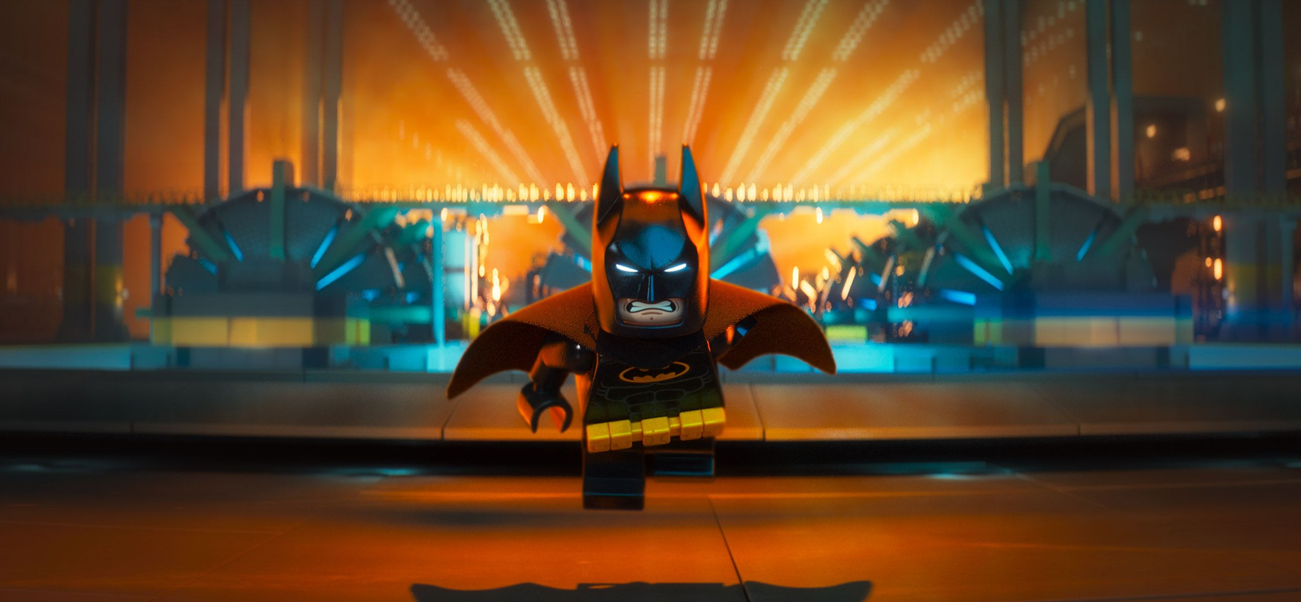 The Lego Batman Movie wallpaper 17