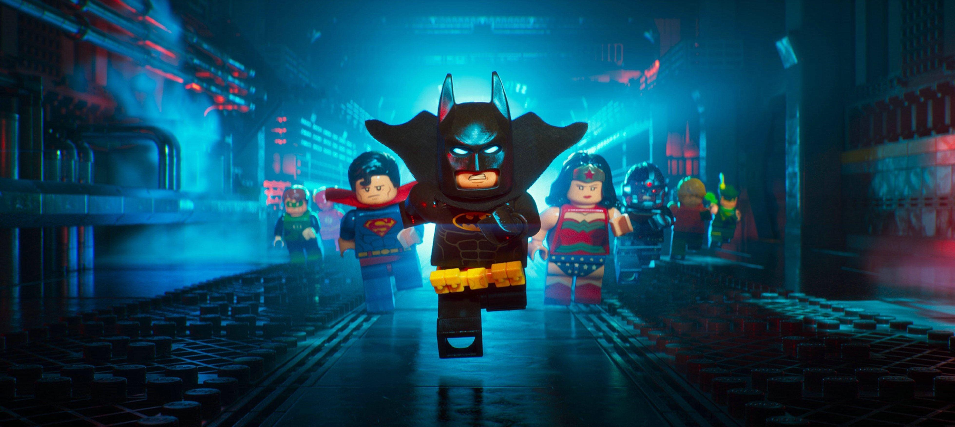 The Lego Batman Movie wallpaper 2