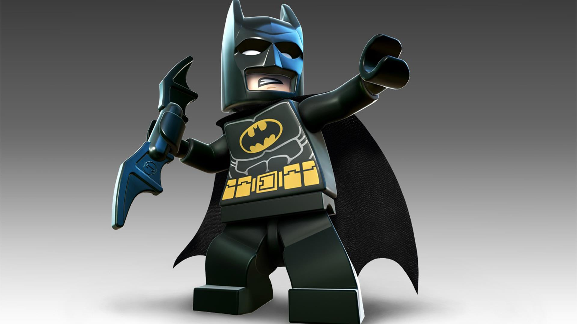 The Lego Batman Movie wallpaper 4