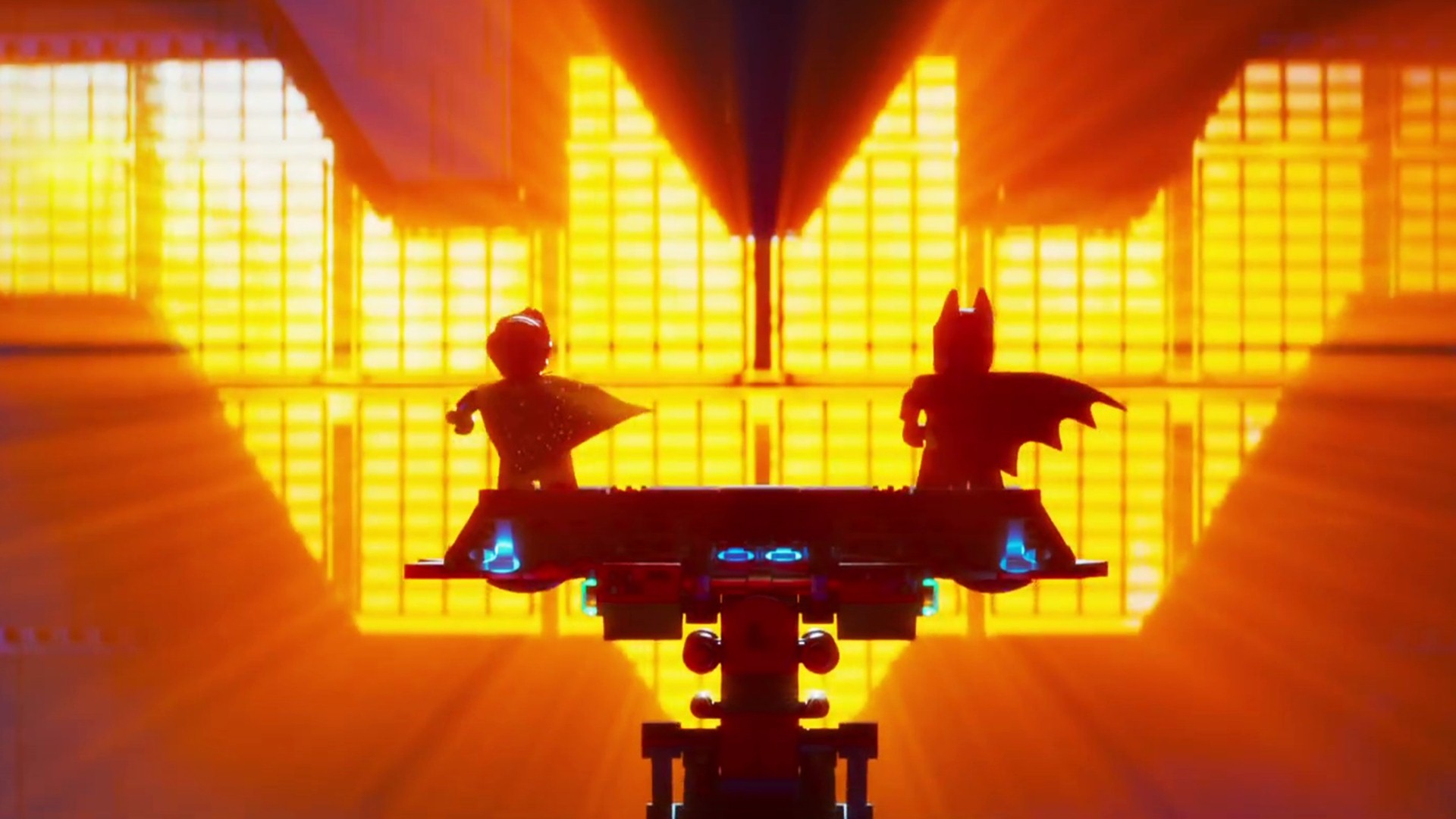 The Lego Batman Movie wallpaper 6