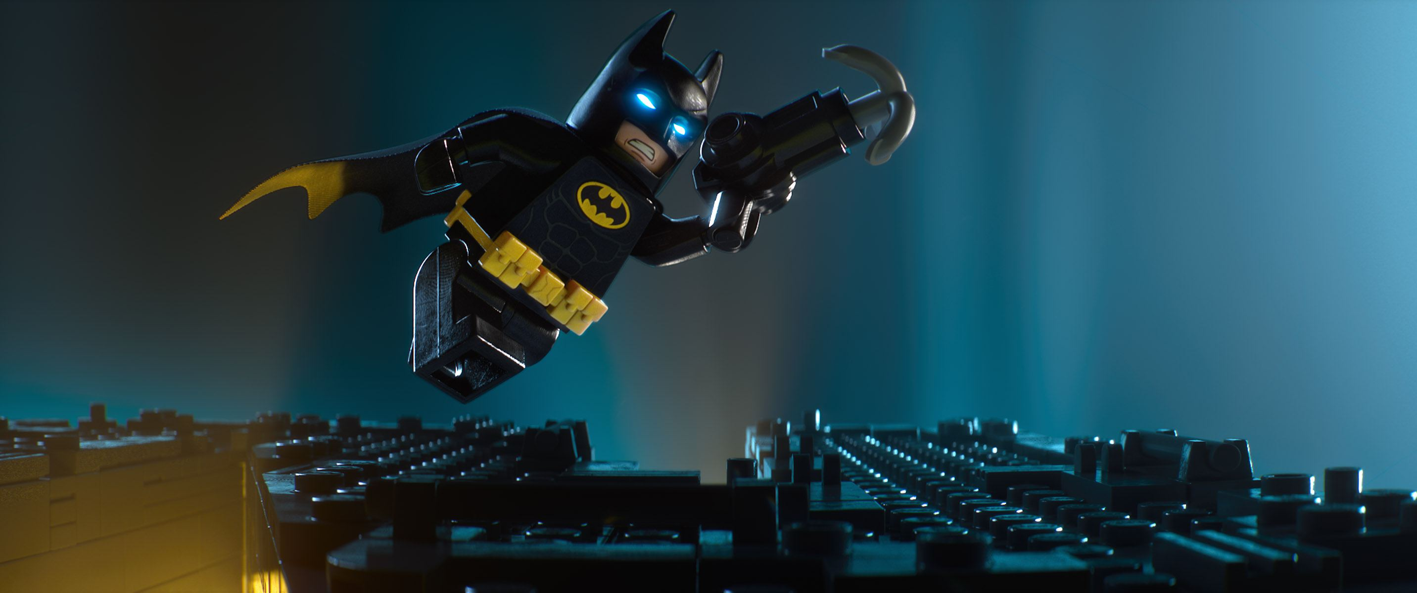 The Lego Batman Movie wallpaper 8