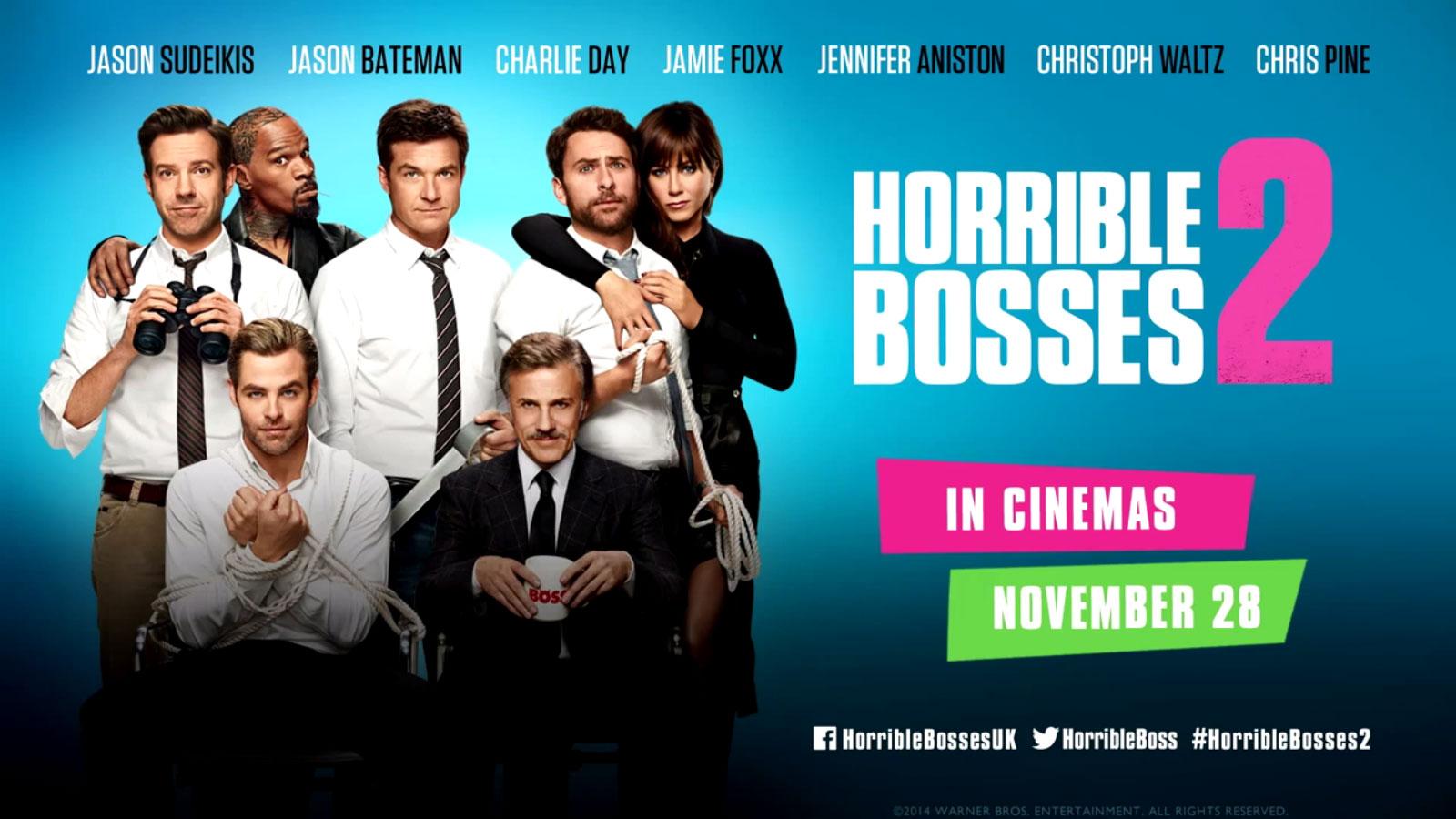 Horrible Bosses 2 wallpaper 3