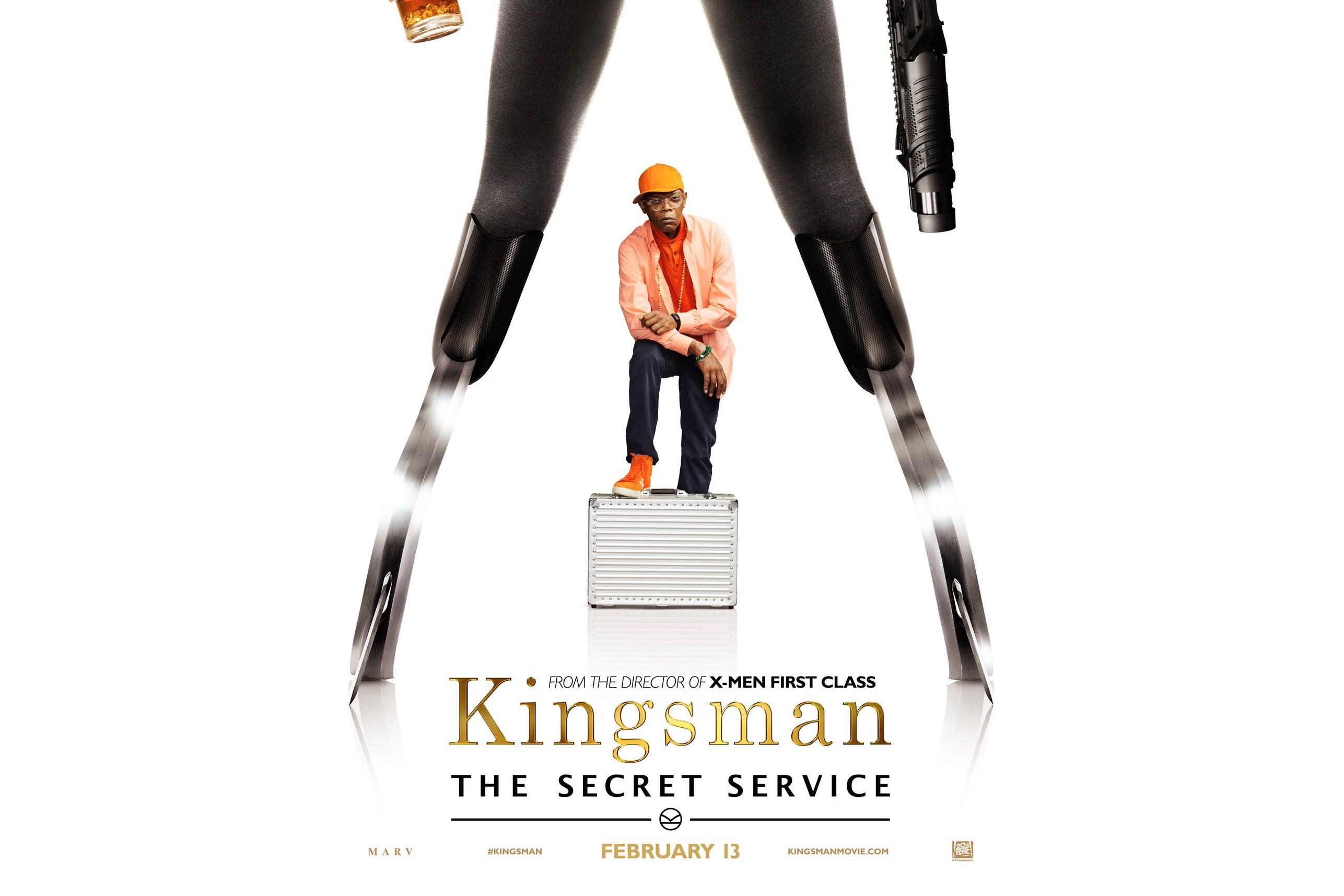 Kingsman the Secret Service wallpaper 5