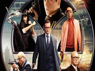 Kingsman the Secret Service wallpaper 4