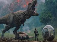 Jurassic World 2 Fallen Kingdom background 3