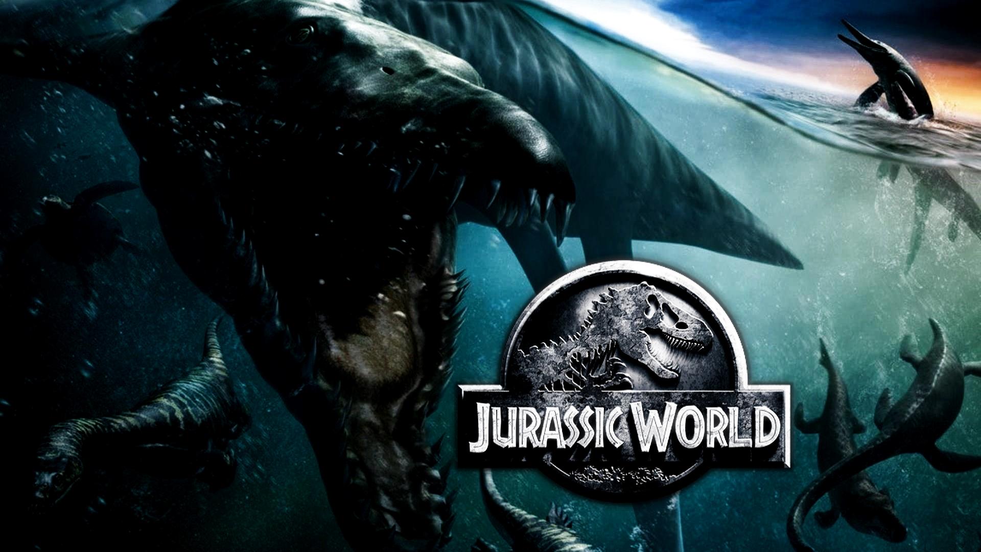 Jurassic World wallpaper 7