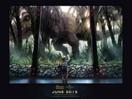 Jurassic World wallpaper 3