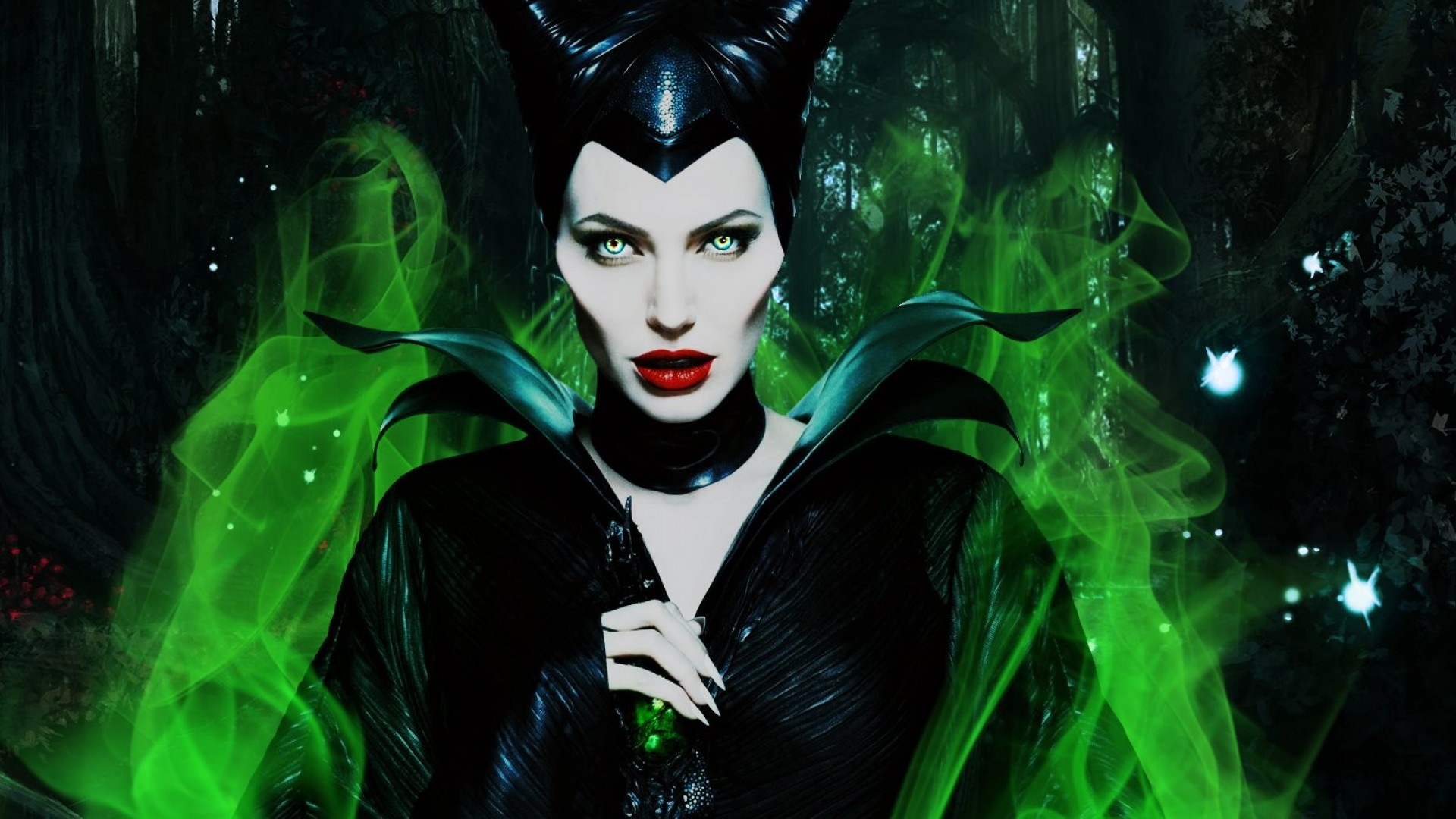 Maleficent Movie 2014 Hd Ipad Iphone Wallpapers: Maleficent Wallpaper 1