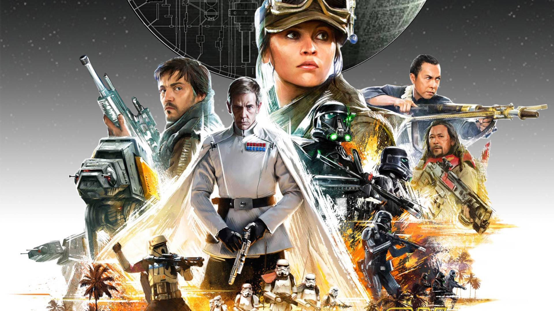 Rogue One wallpaper 13