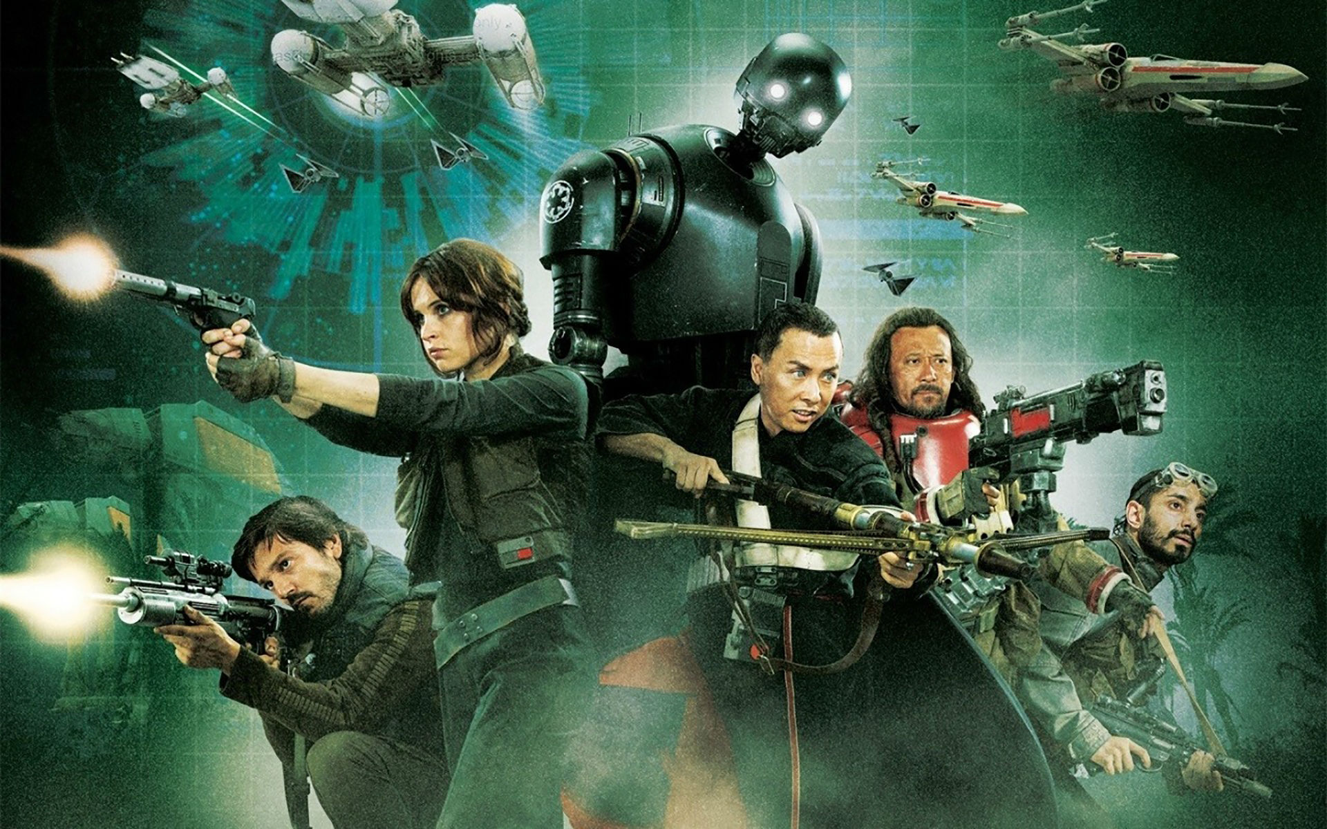 Rogue One wallpaper 16