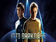 Star Trek Into Darkness wallpaper 4