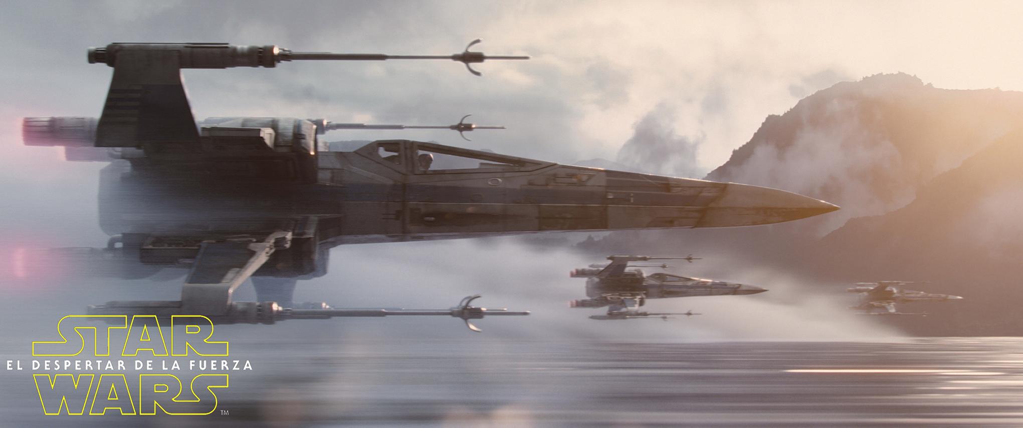 Star Wars The Force Awakens wallpaper 17