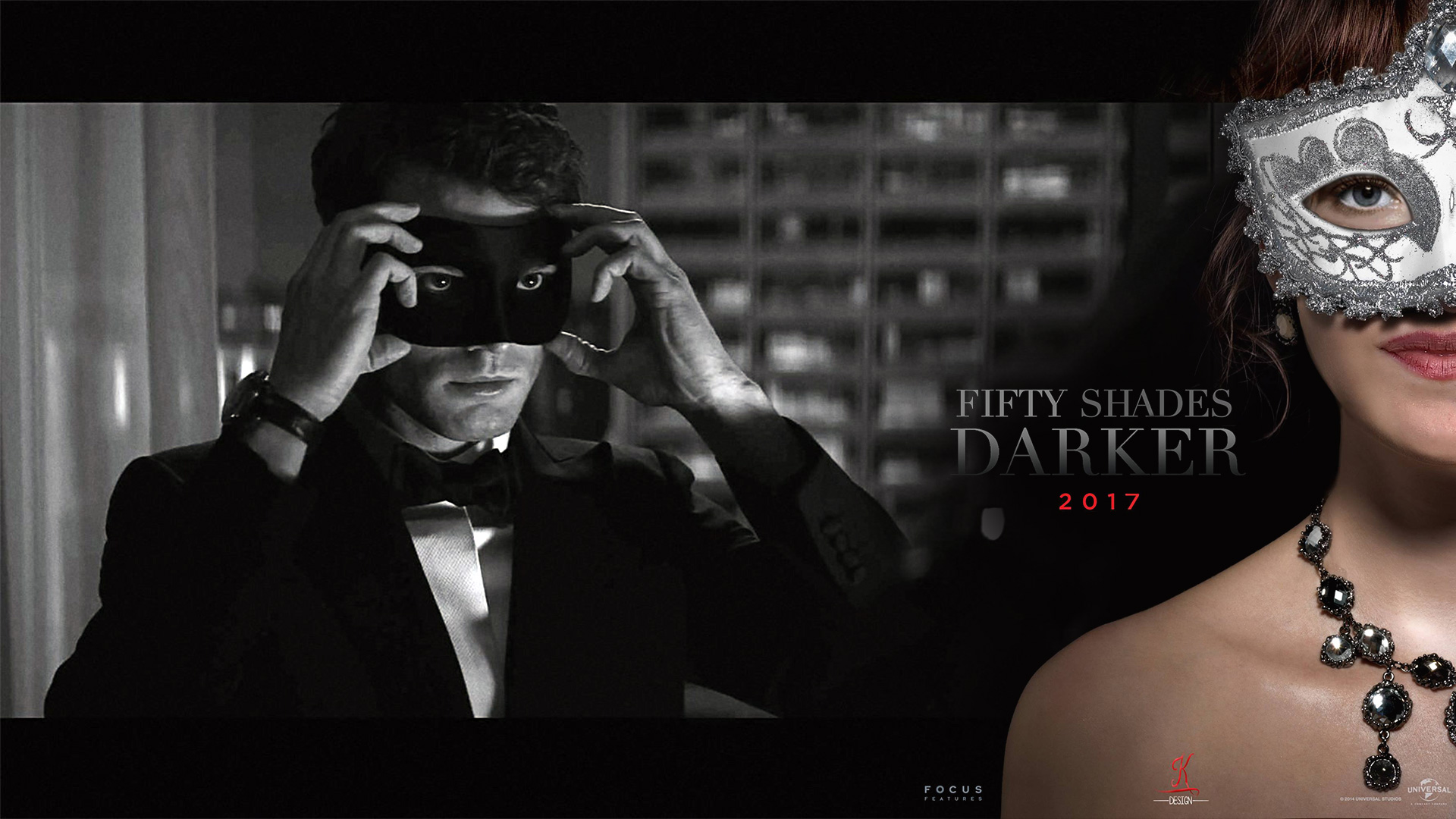 Fifty Shades Darker wallpaper 2